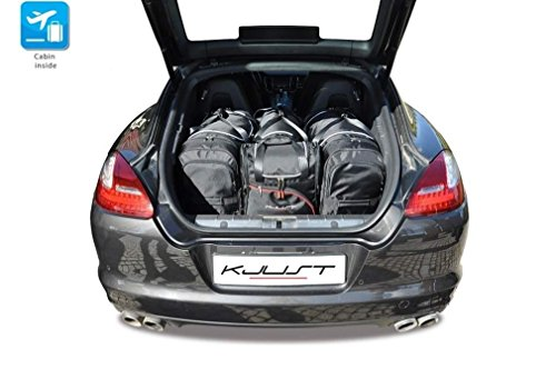AUTO TASCHEN SETS PORSCHE PANAMERA 2013- CAR FIT BAGS