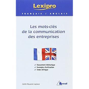 Lexipro anglais com. des entreprises