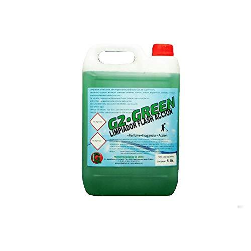 L&G Clean Limpiador Multiusos Bioalcohol 5 litros