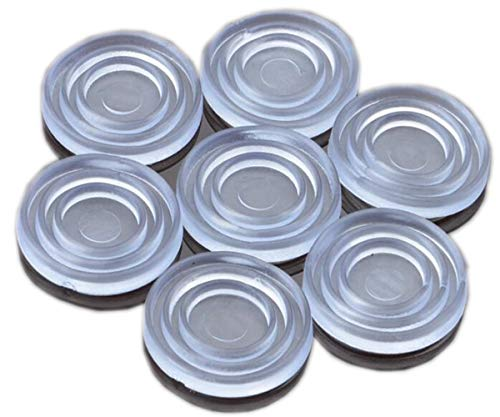 Tablero mesa cristal claro parachoques plástico parachoques