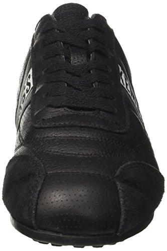 Bikkembergs Soccer 106, Sneakers basses mixte adulte Noir