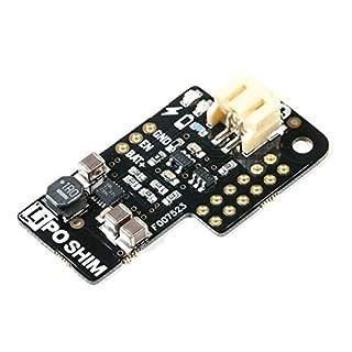 Zero LiPo - The tiny little LiPo/LiIon power supply shim for all versions of Raspberry Pi!