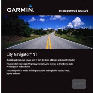 Garmin MapSource CN mSD South Africa, 010-11595-00 (South Africa) Garmin Mapsource-software
