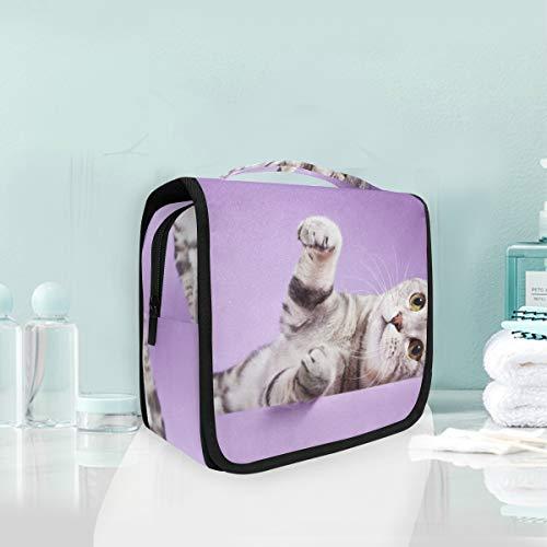 Make-up Kosmetiktasche Kätzchen Katze Portable Storage Travel Kulturbeutel