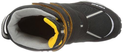 Viking  BLUSTER II Gore-Tex®, Bottes de ski mixte enfant Noir - Schwarz (black/grey 203)