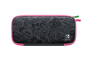 Nintendo Switch Accessory Set (Carry Case + Screen Protector) - Splatoon 2 Edition