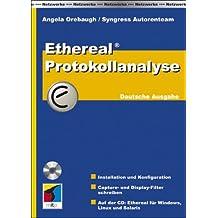 Ethereal Protokollanalyse, m. CD-ROM