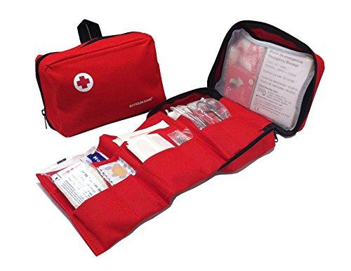 Erste Hilfe Set ROL mit 90 Artikel - Sofort-Kühlakku, Rettungsdecke uvm.