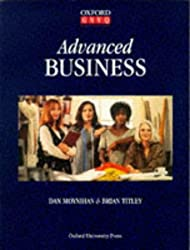 GNVQ Advanced Business (Oxford GNVQ Core Skills S)