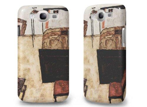"""Hülle / Case / Cover für Samsung Galaxy S3 - """"Schlafkammer"""" by Egon Schiele"""