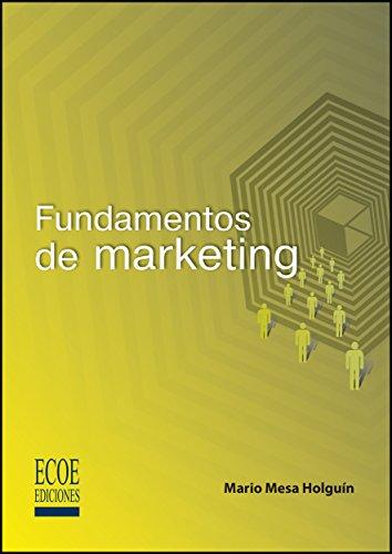 Fundamentos de marketing por Marlo Mesa Holguín