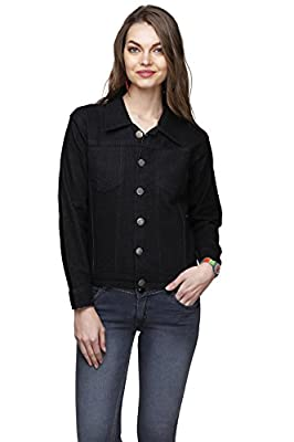 Ganga Women's Denim Jacket
