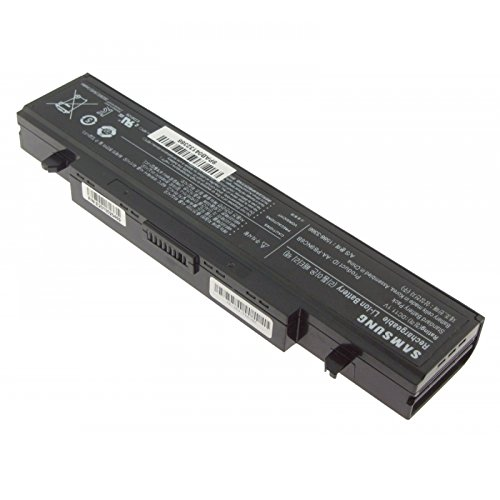 MTXtec OEM AA-BP9NSB6 Batterie d'origine pour ordinateurs de la marque Samsung E251-Aura T6400 Esilo NP-R730-JA06DE NP-R730-JS03DE NP-R730-JT04DE NP-R730-JT05DE NP-R730-JT08DE NP-RC720 R530-Aura R580-Harris R720-Aura T3400 Sifu R730-Nilson R780 RF510 SE20 11,1 V 4400 mAh