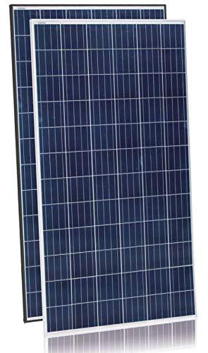 Placa solar de 330W y 24V con 72 células solares del fabricante Jinko Solar. Mayor fabricante actual a nivel mundial y nº1 en las listas de fabricantes Tier-1. La placa solar de 330W de Jinko es la placa solar con mejor relación calidad-precio del me...