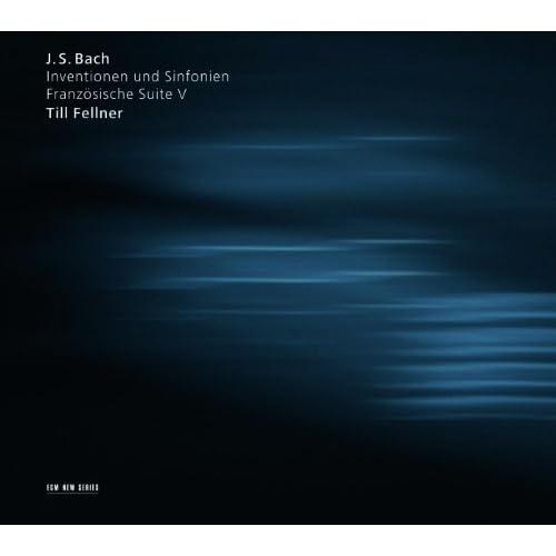 J.S. Bach: 15 Three-part Inventions, BWV 787/801 - Sinfonia 1 C-Dur