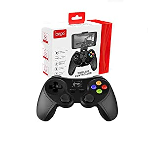 MapleDE Wireless Bluetooth Gamepad, Ninja Game Assist-Knopfgriff, stilvoller kreativer Knopfgriff