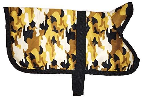 Petshop7 Army Design Heavy Quality Poly-Cotton Dog Coat/Dog Jacket Coat/Winter...