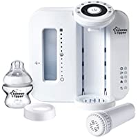 Tommee Tippee Closer to Nature Perfect Prep Machine (White)