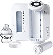 Tommee Tippee Closer to Nature White Perfect Prep. Machine, White