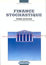 Finance stochastique