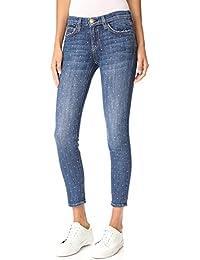 CURRENTELLIOTT 18380400 Jeans Damen Blaue Jeans 27: Amazon