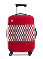 Dandy Nomad Housse de valise Apache Rouge Pack Cover, 26 cm, Red (Rouge)