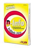 D-Info mit Rückwärtssuche Frühjahr 2010 -