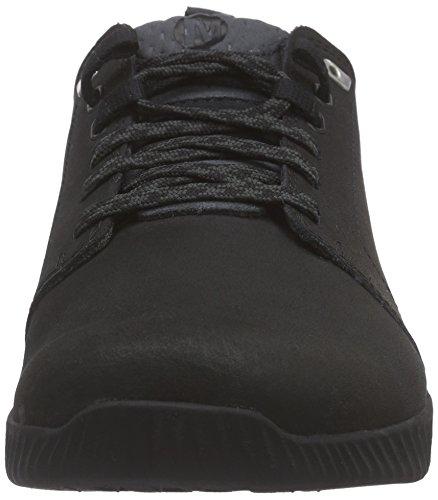 Merrell ROUST FRENZY DRIFT Herren Sneakers Schwarz (Black)
