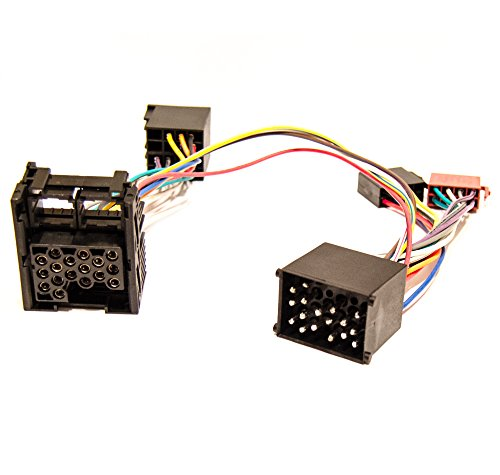 Parrot THB Burry FSE Freisprechadapter ISO Radio Adapter BMW, Mini, Landrover, Rover - Rundpin Stecker Discovery-handy