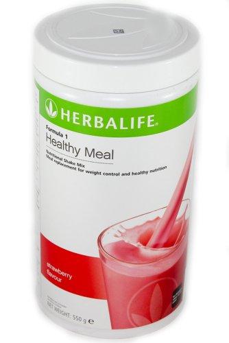 Herbalife Formula 1 Shake - Strawberry 550g