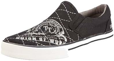 TOM TAILOR Kids shoe 1270601, Jungen Halbschuhe, Schwarz (black), EU 33