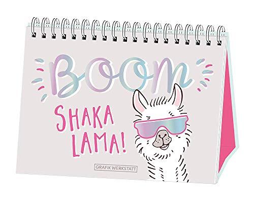 Boom Shaka Lama!: Spiralbuch