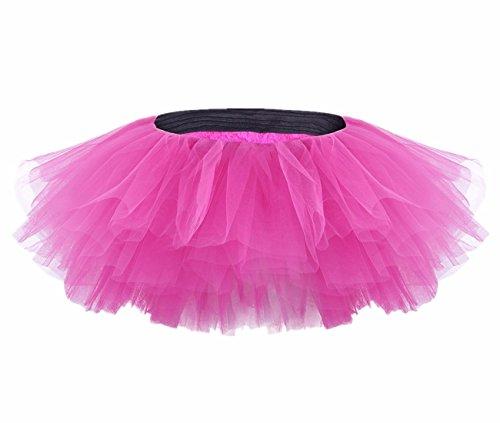 1d20bb3c2965c iiniim Belle Mini Jupe Princesse Bébé Fille en Tulle Pom Balle de Bulles  Robe Courte Dance
