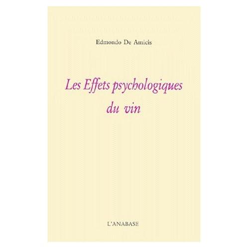 Les Effets psychologiques du vin,1880