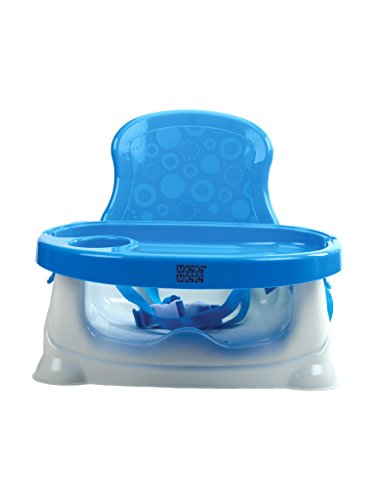 Mee Mee 2-in-1 Infant and Toddler Booster Seat (Blue)