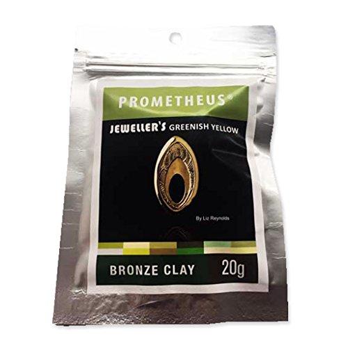 Prometheus Jeweller's Greenish Yellow Bronze clay 20 g