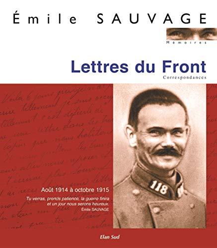 Lettres du Front par Emile Sauvage