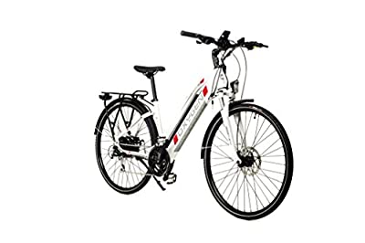 Oxygen S-CROSS ST Electric Bike Black 17in