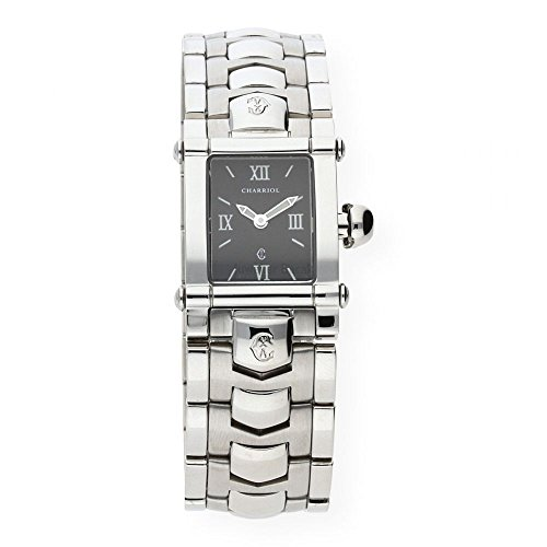 Charriol Women's Watch Stainless Steel 04876843 Columbus