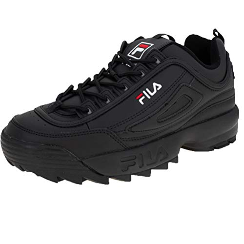 Fila Disruptor Low Scarpa Black