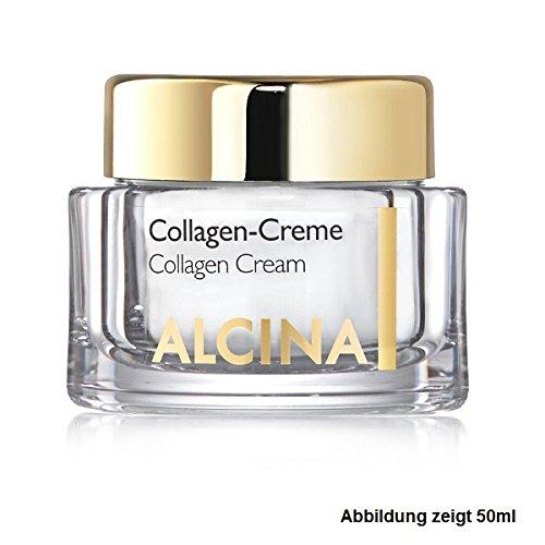 Alcina - Effekt & Pflege - Collagen-Creme Collagen-Creme - 250 ml