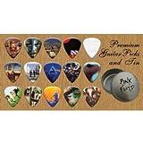 Printed Picks Company Pink Floyd Premium Guitar Picks X 15 in Pick Tin (G)