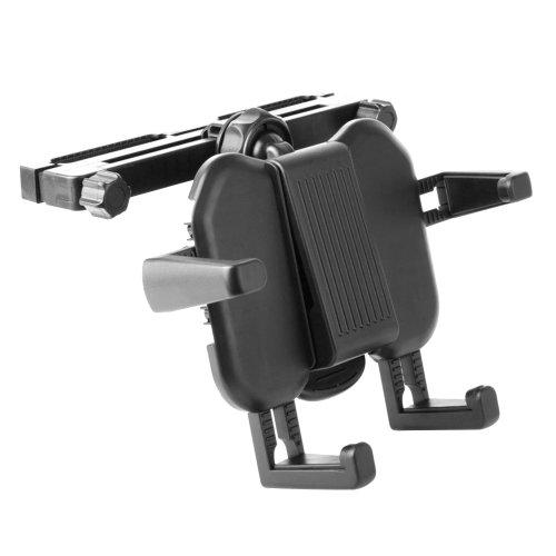 Auto-Kopfstützenhalterung für Kiano Elegance 7 / 8 und Slimtab 8 Tablets - von DuraGadget