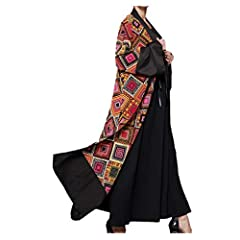 3546a29df7c Muslim clothes. Muslim Dresses Women Casual Cardigan - Plus Size Robe Maxi  Long Sleeves Abaya ...