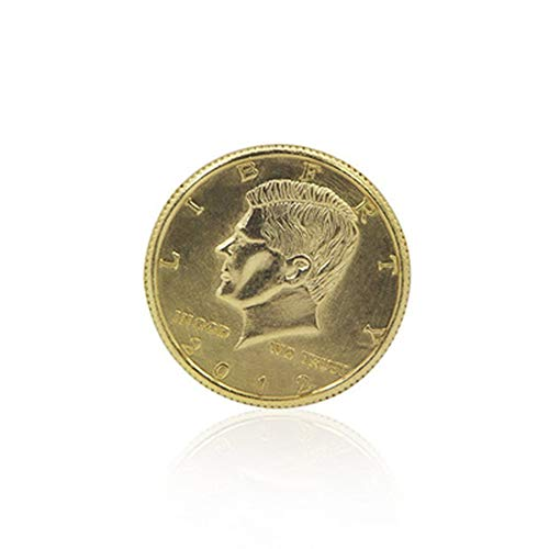 50 Cent Half Dollar One Set Verkauft Magic Coin Magic Props Zaubertricks