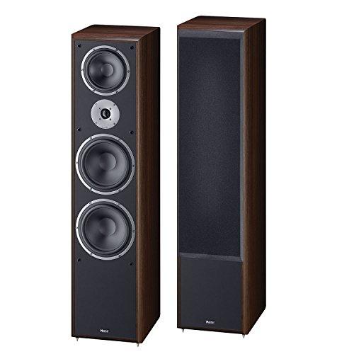 "MAGNAT Monitor Supreme 2002 - Diffusore da pavimento 3 vie bass reflex, doppio bass, doppio woofer 8"", 1 pezzo"