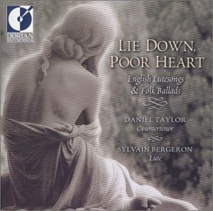 Lie Down Poor Heart-English Lu