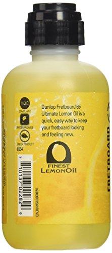 Jim Dunlop Fretboard 65 Ultimate Lemon Oil 4oz
