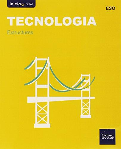 Inicia Dual Tecnología ESO. Estructuras. Valenciano - 9788467368789