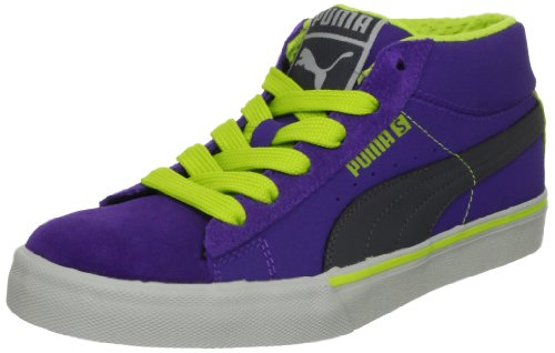 Puma Uomo Puma S Vulc Bc L V Kids scarpe da ginnastica Porpora (Purple)